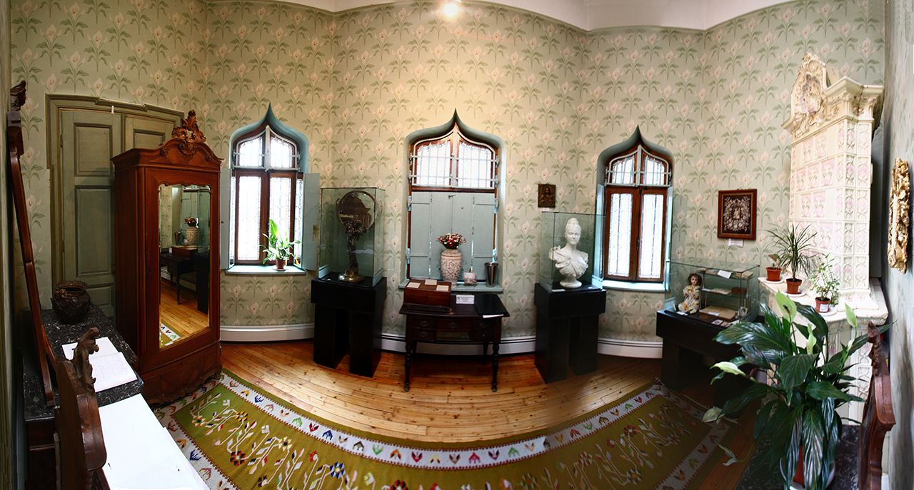 Castelul Iulia Hasdeu - interior