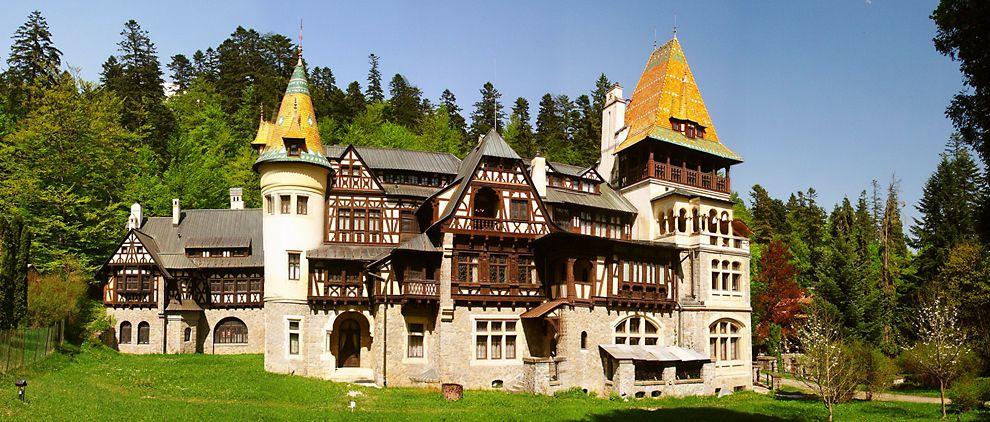 Castelul Pelisor - Sinaia