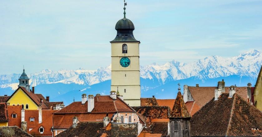 Sibiu - Turnul Sfatului
