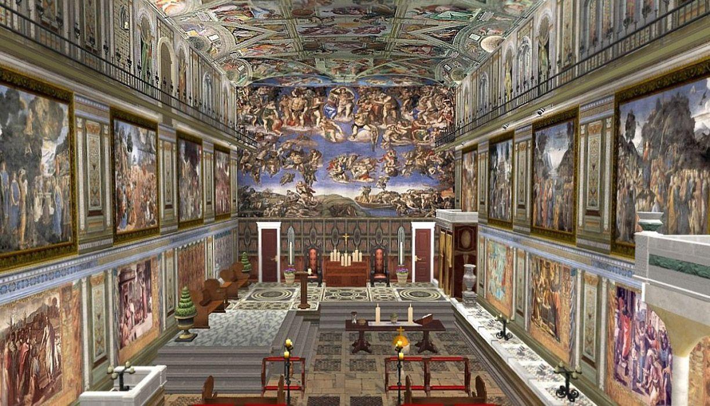 Capela Sixtina - Vatican