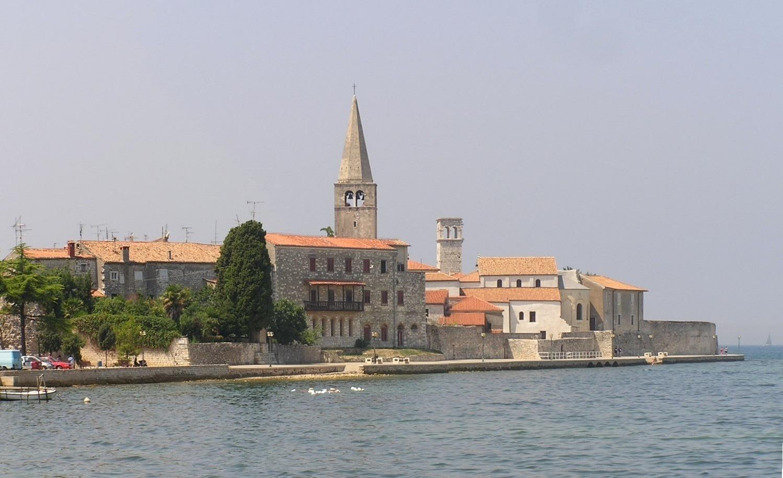 Bazilica Euphrasius - Porec