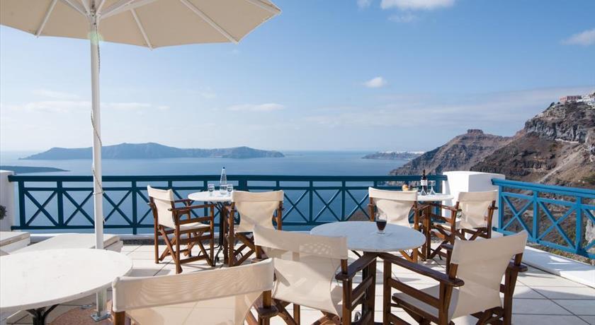Hotel Santorini Reflexions Volcano - Fira, Santorini
