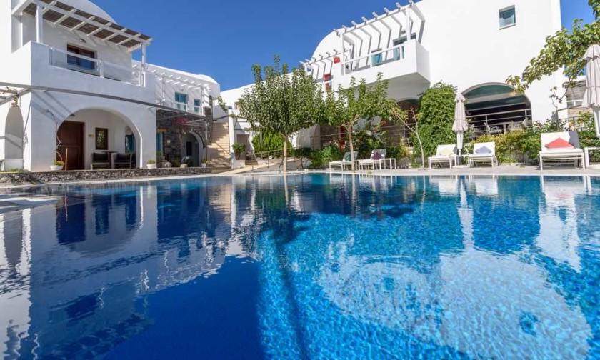 La Mer Deluxe Spa Resort - Santorini