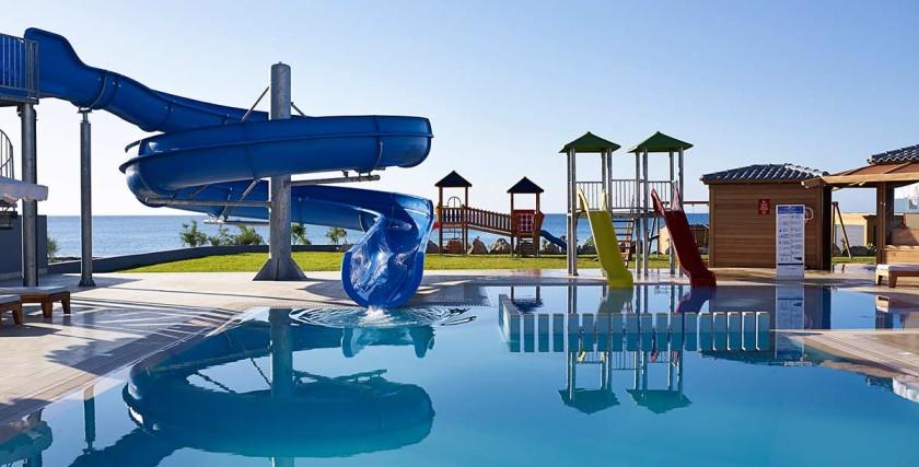 Mitsis Alila Resort & SPA - piscina exterioara