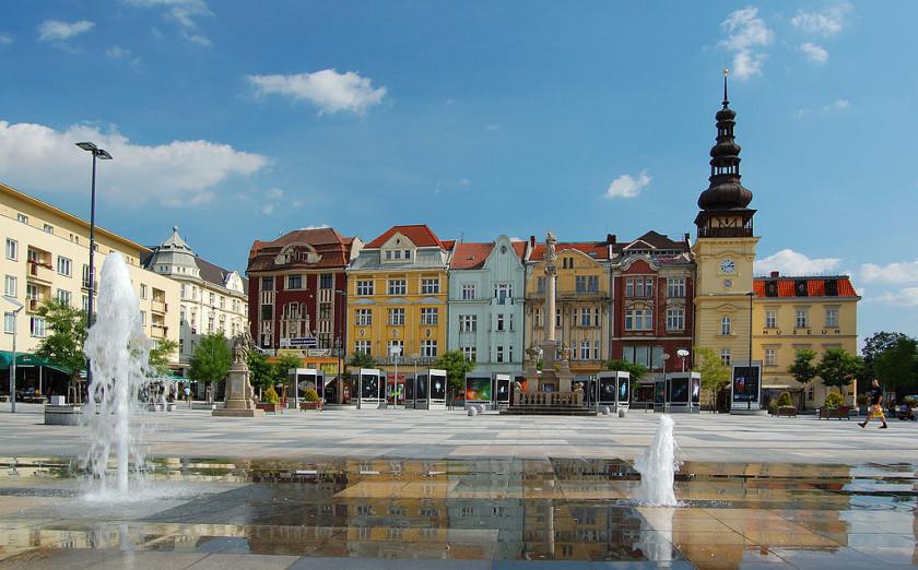 Ostrava - un oras cosmopolit