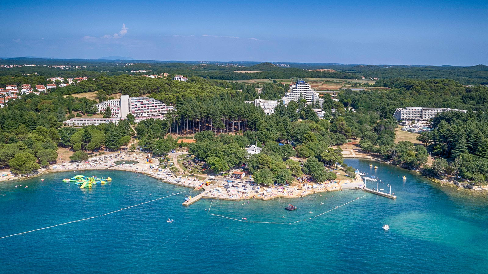 Plaja Brulo - Porec