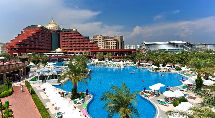 Delphin Palace Deluxe Hotel - Lara, Antalya