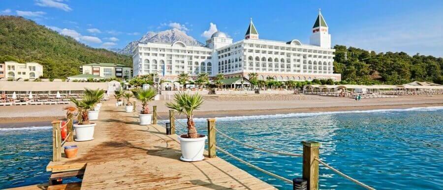 Hotel Amara Dolce Vita - Kemer