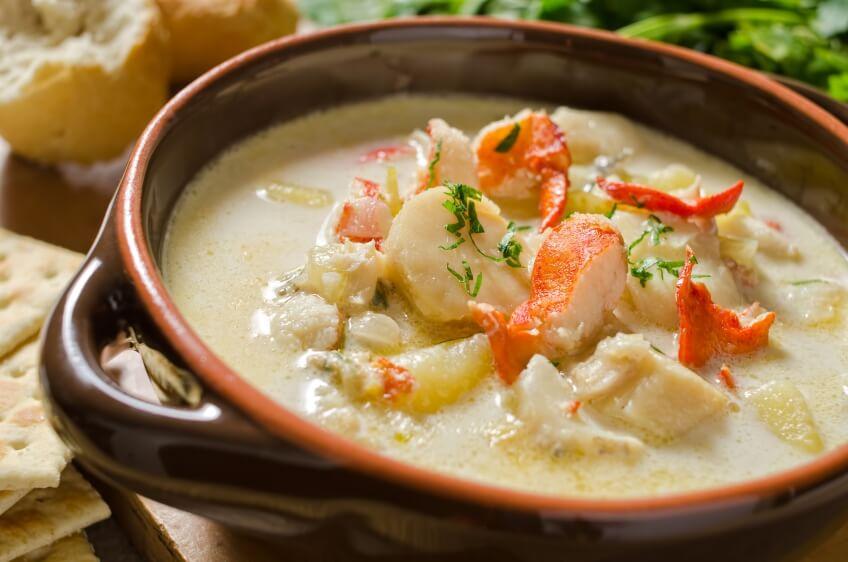 Kakavia - supa pescarului
