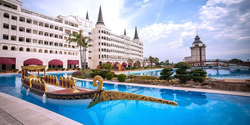 Mardan Palace - Belek, Antalya