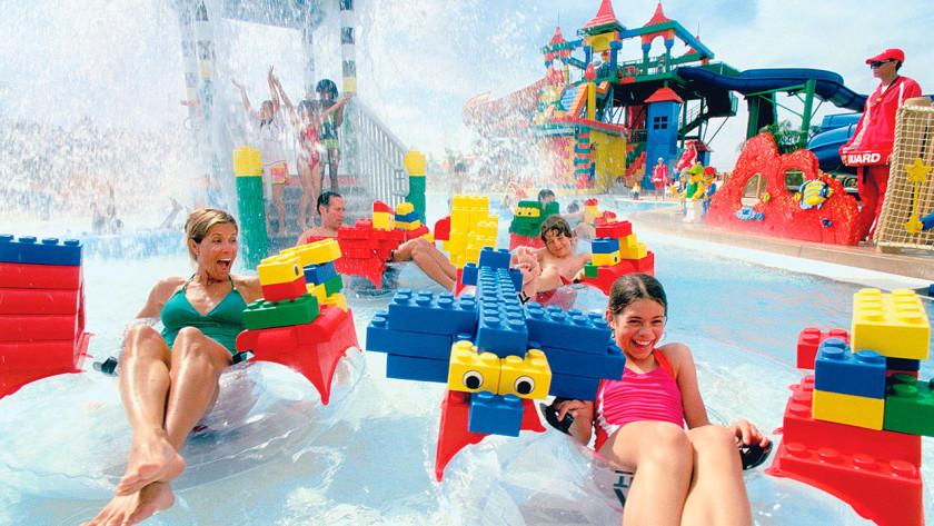 Parcul Acvatic Legoland - Dubai