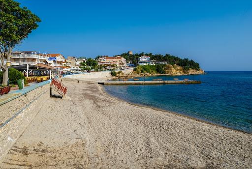 Plaja Fanari - Grecia