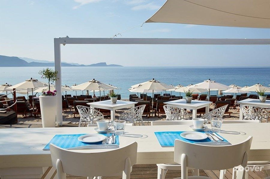 Hotel Lichnos Beach - Parga - terasa