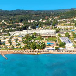 Messonghi Beach Holiday Resort - insula Corfu