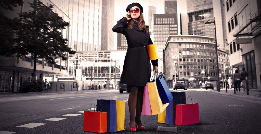 Destinatii pentru shopping