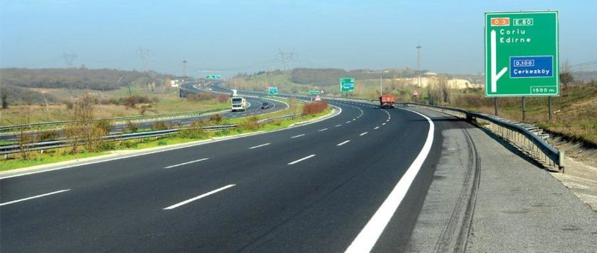 Drumul spre Turcia