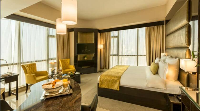 Hotel Gevora - Dubai - camera