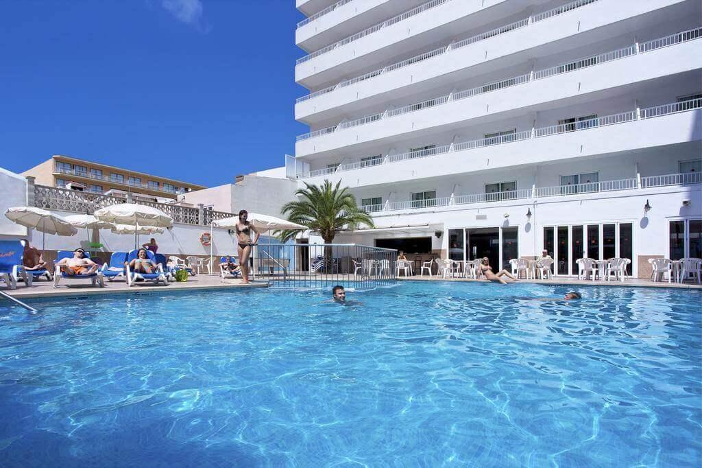 Hotel HSM Reina del Mar - El Arenal, Mallorca
