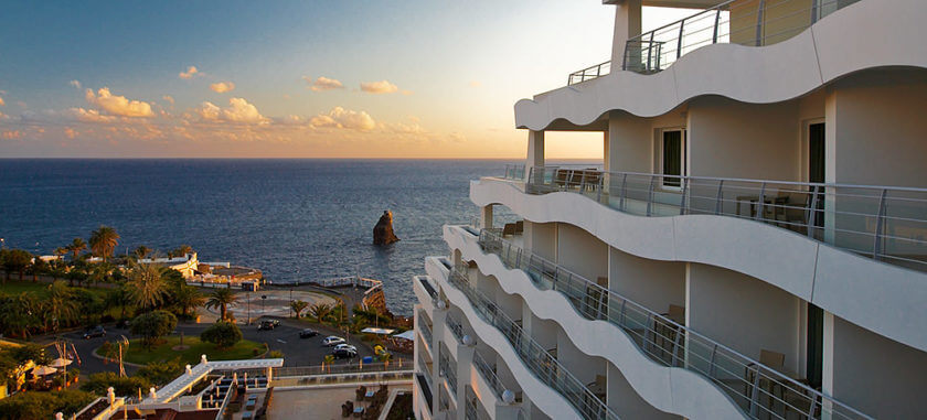 Hotel Melia Madeira Mare - Funchal