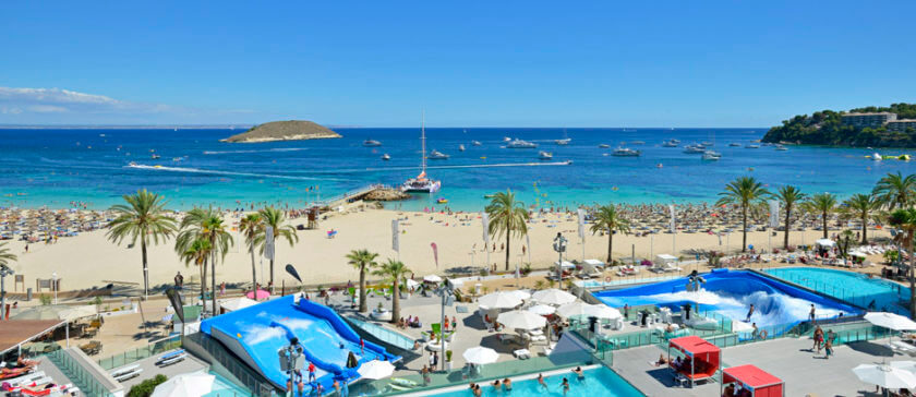 Hotel Sol Wave House - Magaluf, Mallorca