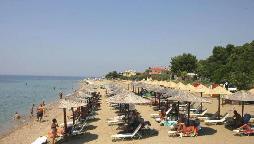 Plaja Psakoudia - Halkidiki