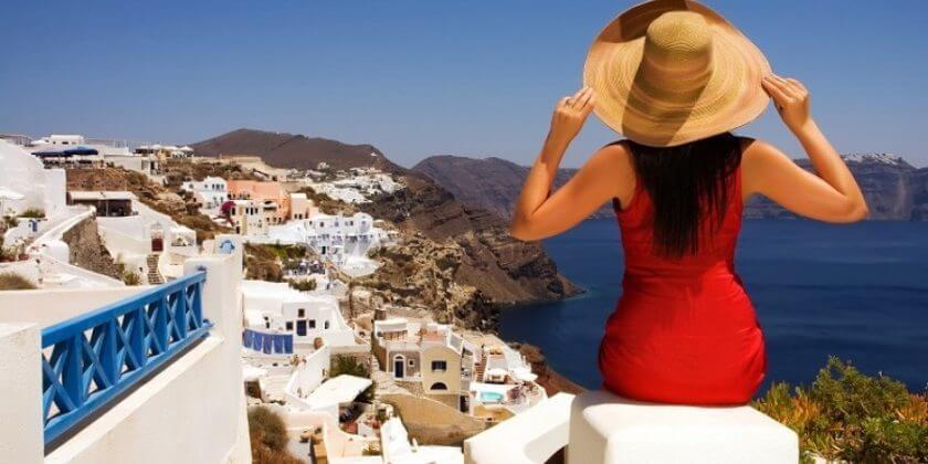 Vedere Santorini - Grecia