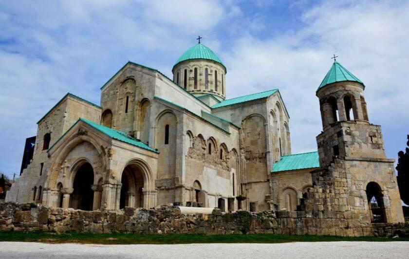 Catedrala Bagrati - Kutaisi, Georgia