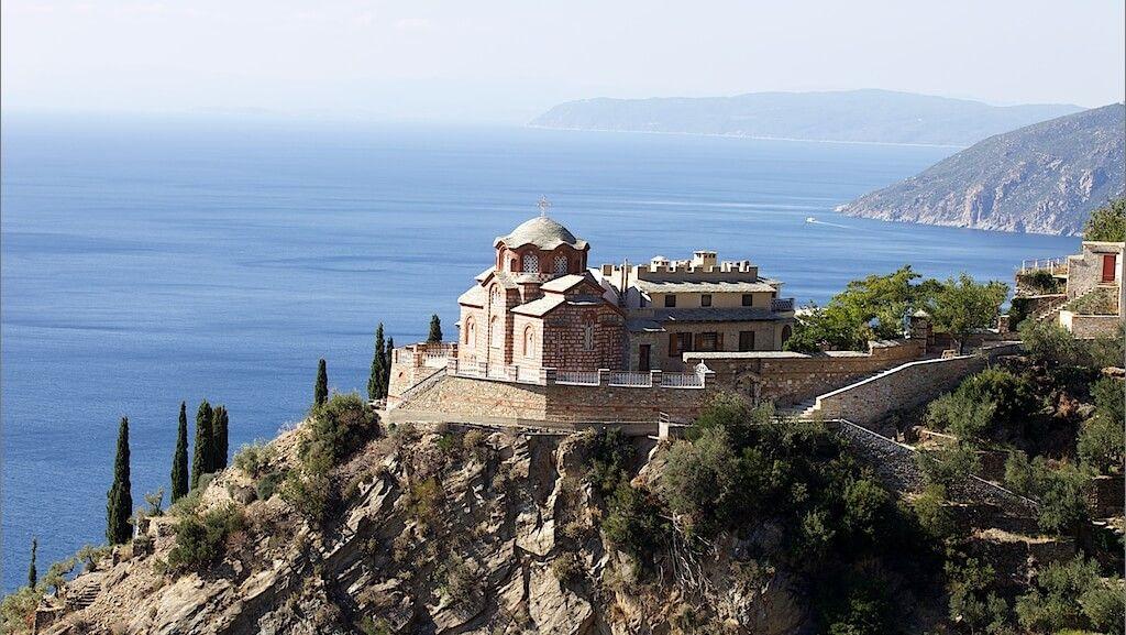 Muntele Athos - Grecia