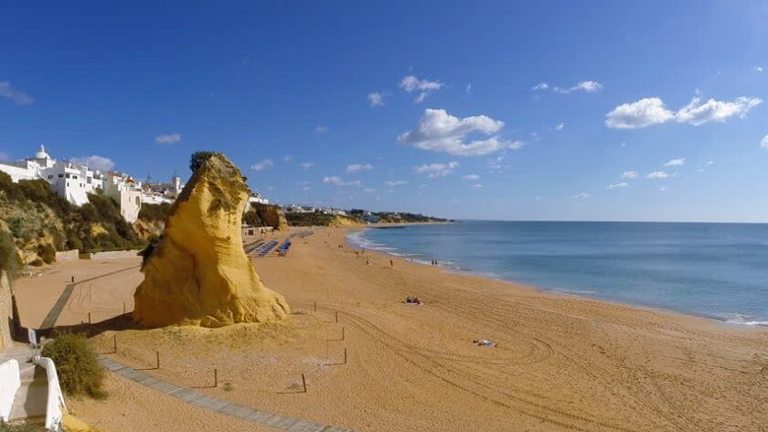 Praia do Poneco - Albufeira, Algarve