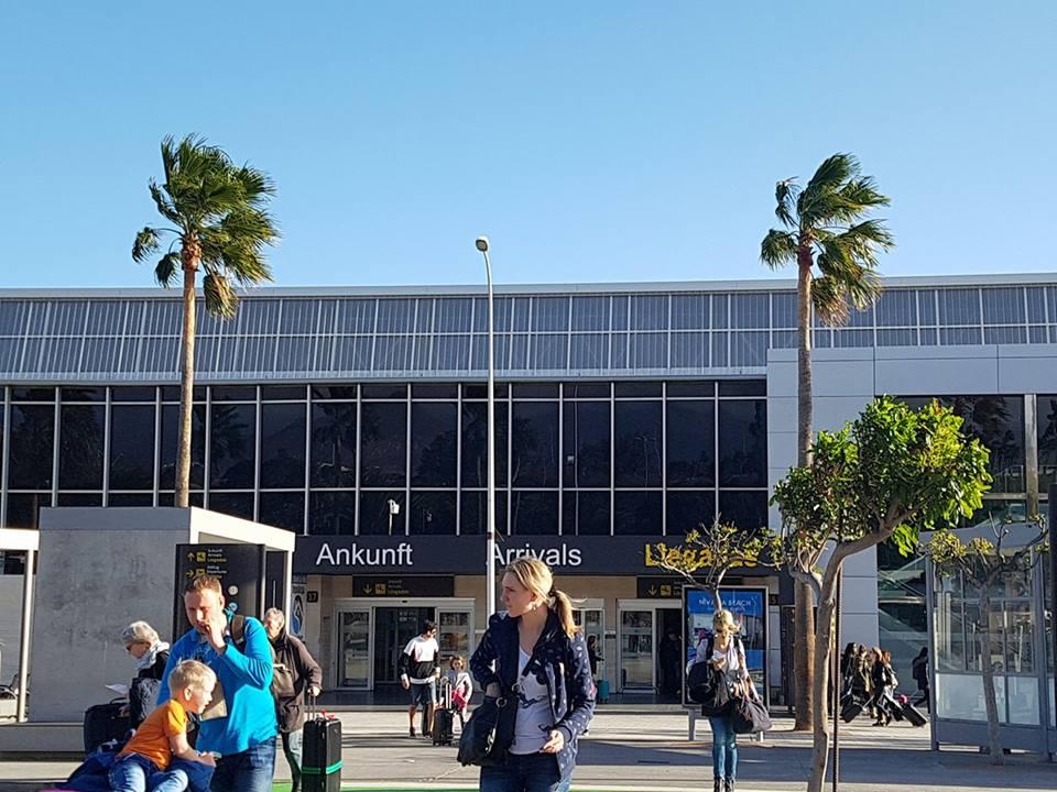 Aeroport Reyna South - Tenerife