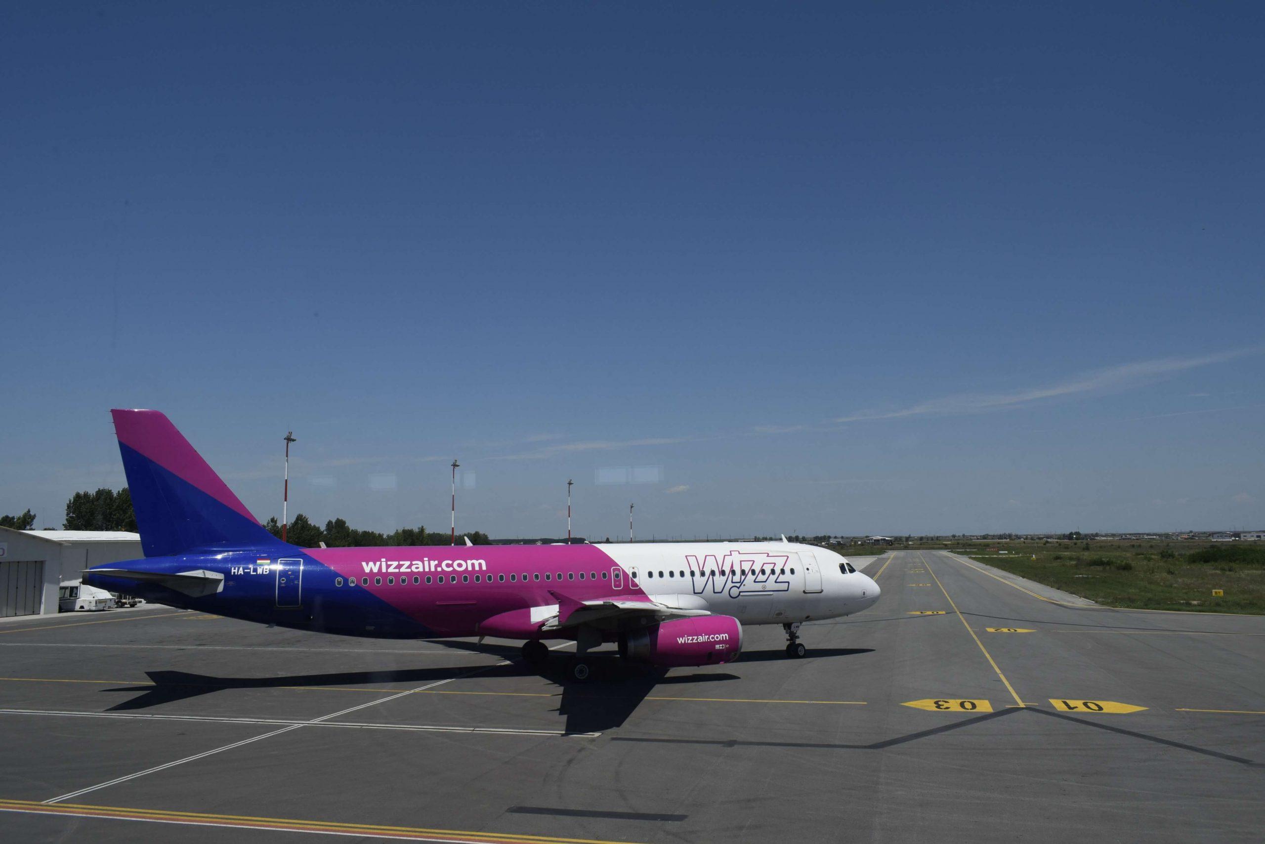 Aeroportul Craiova - WizzAir