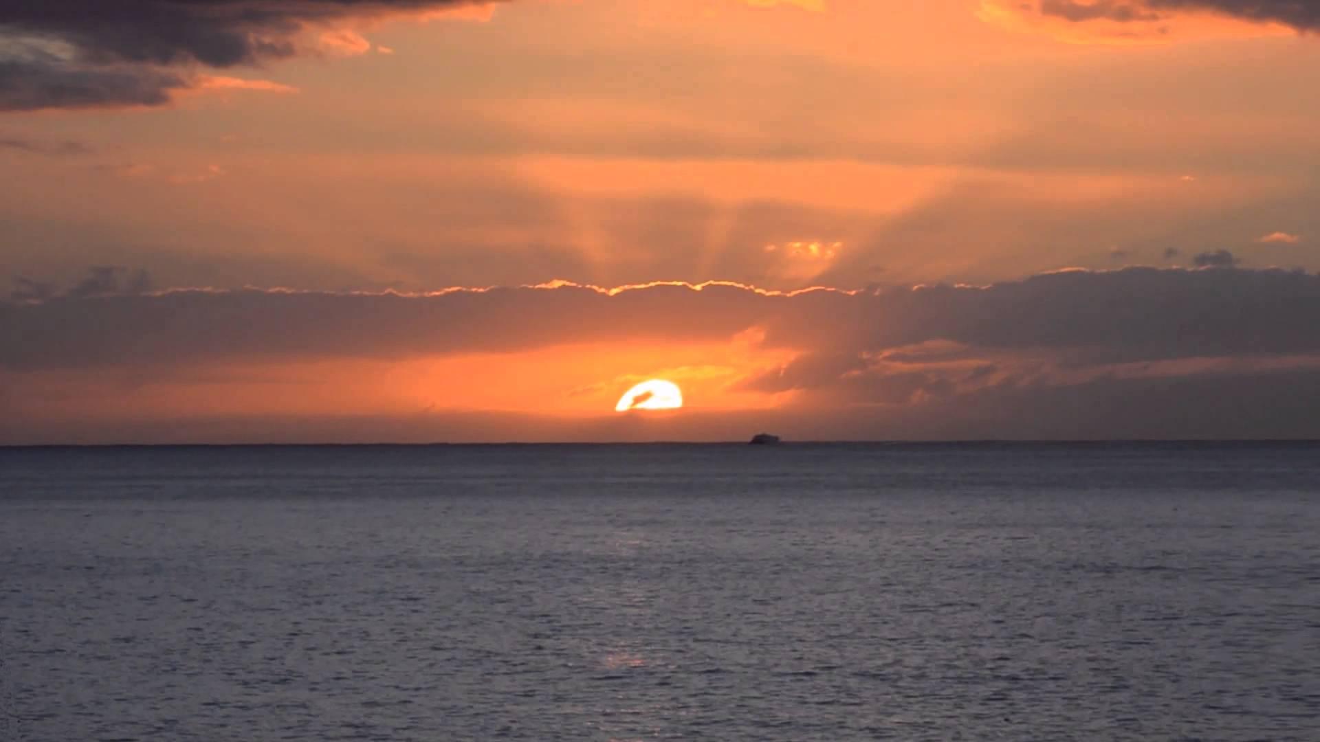 Apus de soare in Tenerife