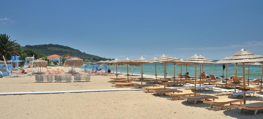 Plaja in Skala Sotiros, Thassos