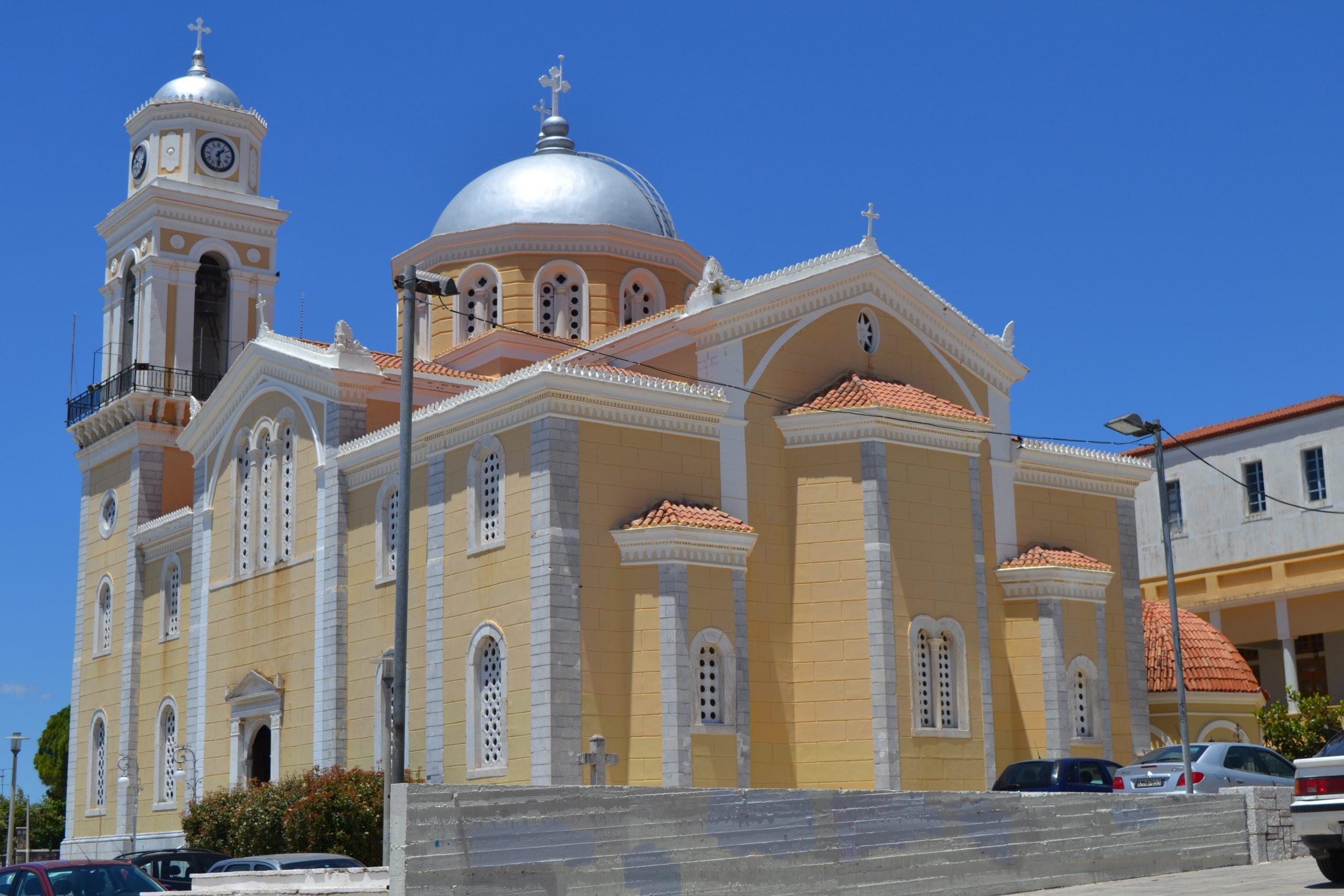 Biserica Ypapanti - Kalamata