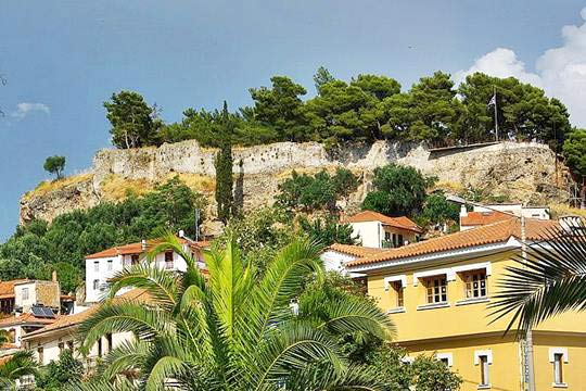 Castelul Medieval din Kalamata