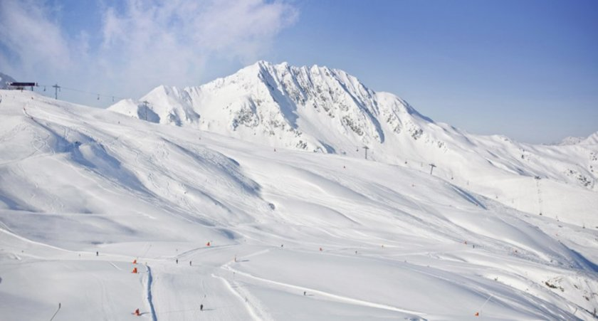 Zona de ski Mittersill - Hollersbach - Stuhlfelden