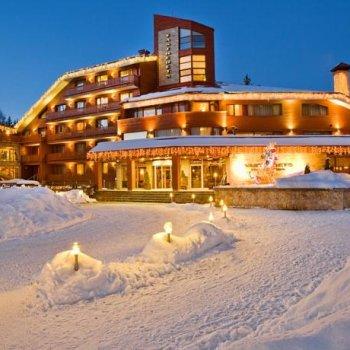 Hotel Yastrebets Wellness & Spa - Borovets