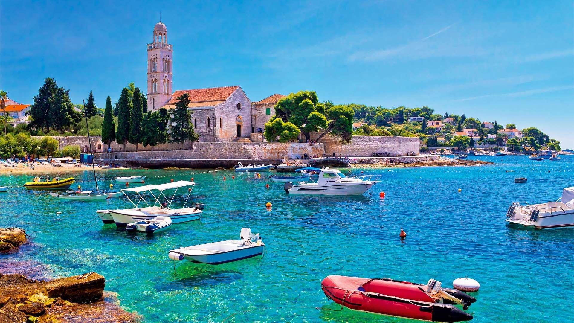 Insula Hvar - Croatia
