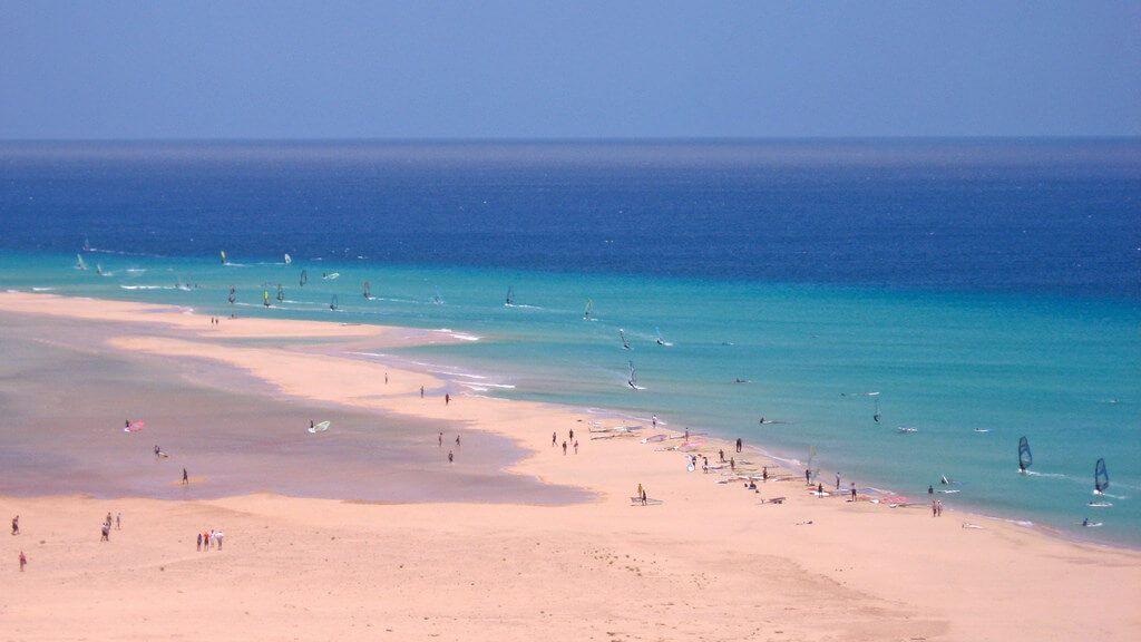Playa Sotavento - Furteventura