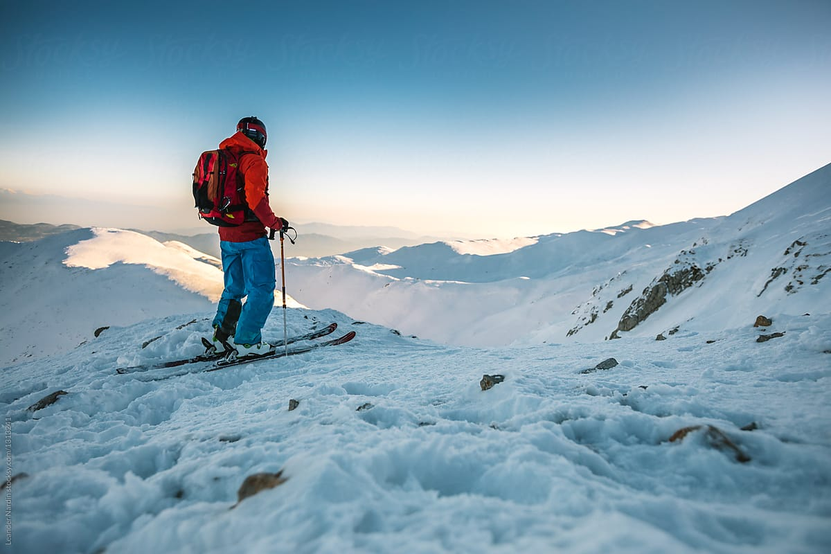 Ski Muntele Parnassos - Grecia