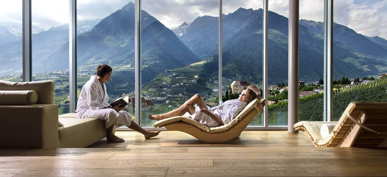 Hotel Hohenwart - Schenna, Italia