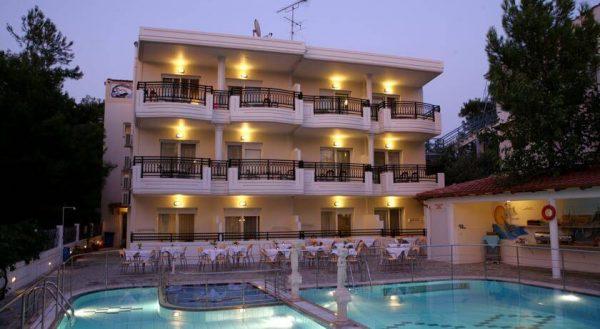 Hotel Sirines - Potos, Thassos