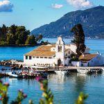 Insula Pontikonissi - Corfu