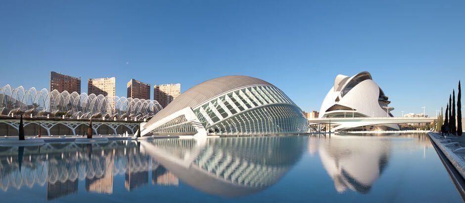 Valencia - Orasul artelor si stiintei