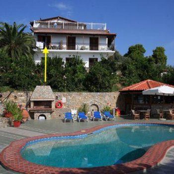 Villa Melia - Vasilias, Skiathos