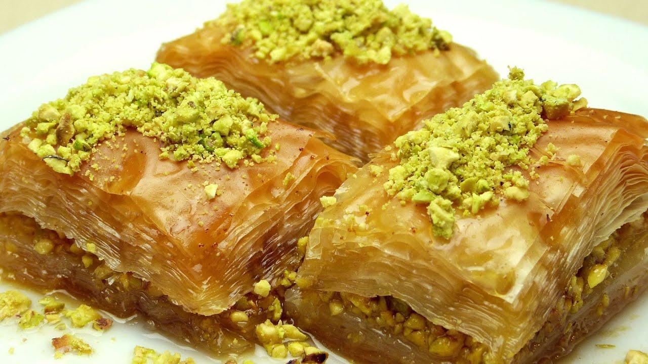 Baklava turceasca