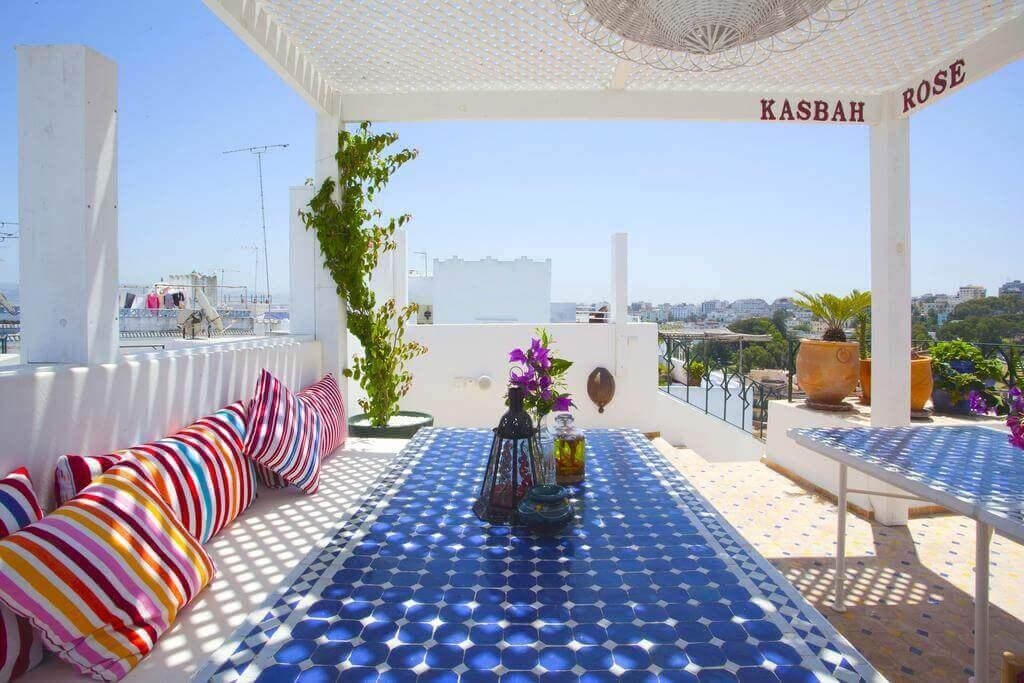 Kasbah - Tanger, Maroc