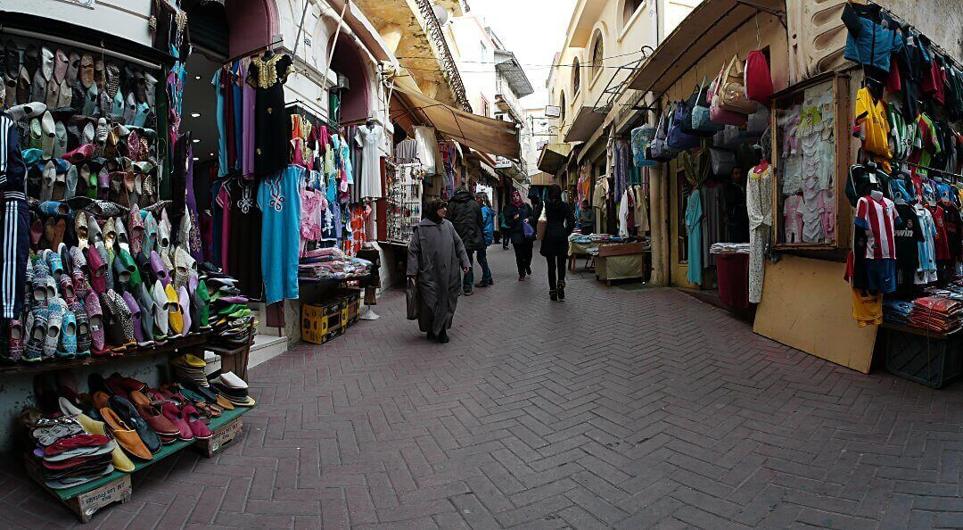 Medina din Tanger - Maroc
