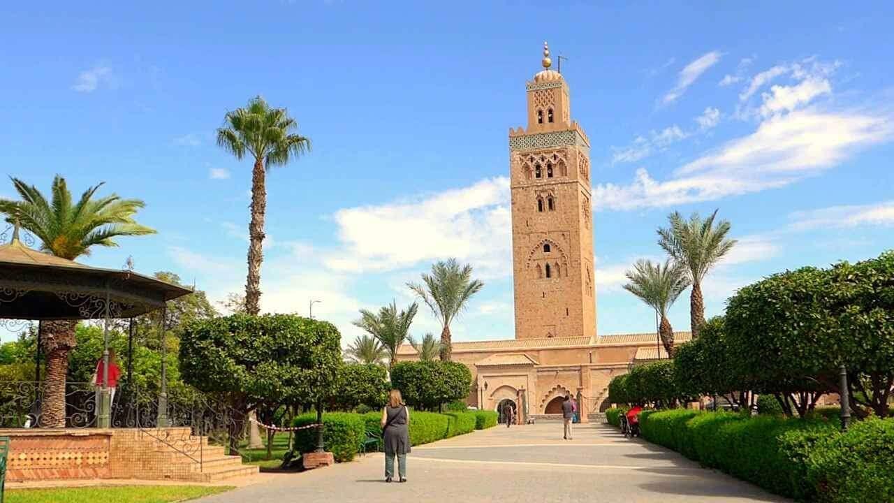 Moscheea Koutoubia - Marrakech