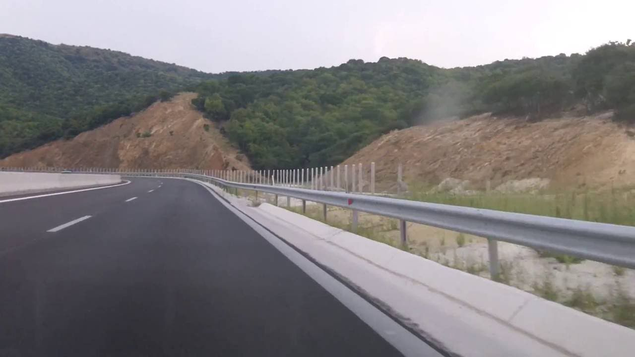 Autostrada A25 Promachonas - Salonic